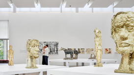 THE GARDINER MUSEUM OF CERAMIC ART