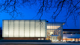 Walgreen Drama Center and Arthur Miller Theater